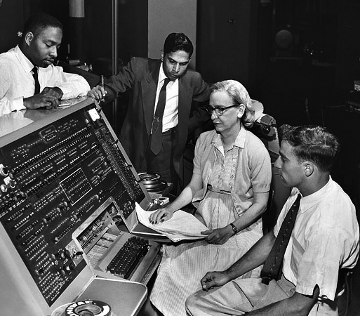 Grace Hopper and UNIVAC